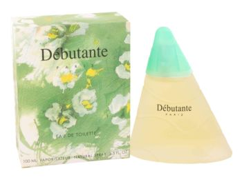 Debutante by Parfum Debutante Eau De Toilette Spray 3.4 oz for Women