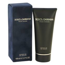 DOLCE & GABBANA by Dolce & Gabbana Shower Gel 3.3 oz for Men