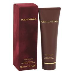 Dolce & Gabbana Pour Femme by Dolce & Gabbana Body Lotion 1.6 oz for Women