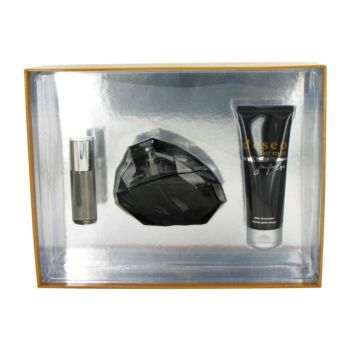 Deseo by Jennifer Lopez Gift Set -- 3.4 oz Eau De Toilette Spray + 2.5 oz After Shave Balm + .5 oz Mini EDT Spray for Men
