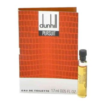 Dunhill Pursuit by Alfred Dunhill Vial (sample) .05 oz for Men