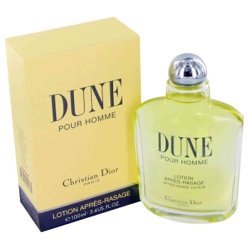 DUNE by Christian Dior After Shave 3.4 oz for Men