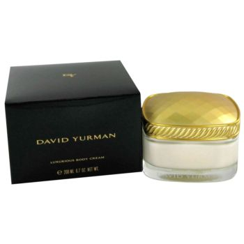 David Yurman by David Yurman Body Cream 6.7 oz for Women