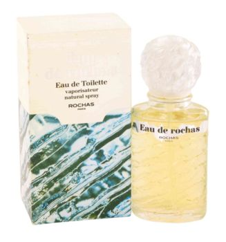 EAU DE ROCHAS by Rochas Eau De Toilette Spray 1 oz for Women