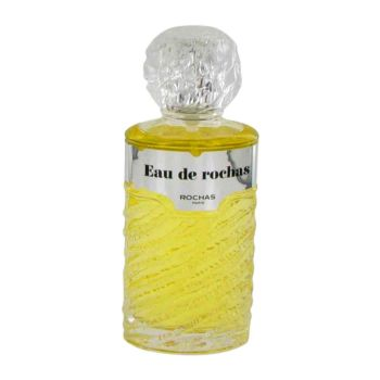 EAU DE ROCHAS by Rochas Eau De Toilette Splash (Tester) 4 oz for Women