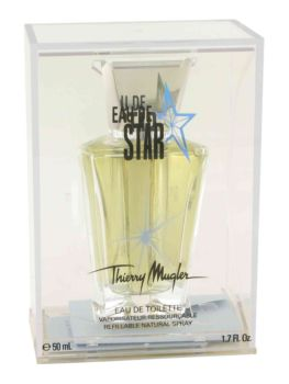 Eau De Star by Thierry Mugler Eau De Toilette Spray Refillable 1.7 oz for Women
