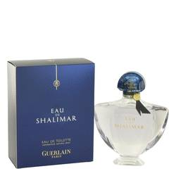 Eau De Shalimar by Guerlain Eau De Toilette Spray (New Packaging) 3 oz for Women