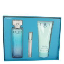 Eternity Aqua Calvin Klein Women 1 Oz Eau De Parfum Spray