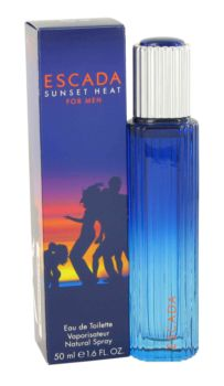 Escada Sunset Heat by Escada Eau De Toilette Spray 1.6 oz for Men