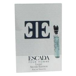 ESCADA SILVER Light by Escada Vial (sample) .05 oz for Men