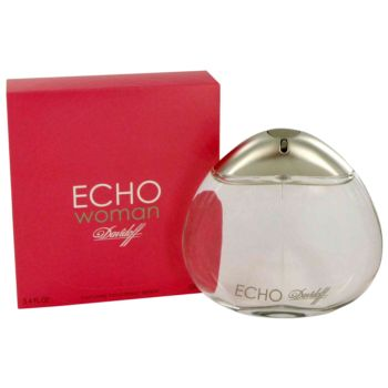 Echo by Davidoff Soothing Deodorant Breeze 3.4 oz for Women