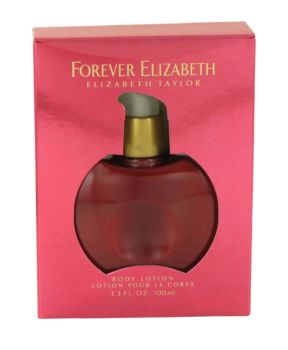 Forever Elizabeth by Elizabeth Taylor Body Lotion 3.4 oz for Women