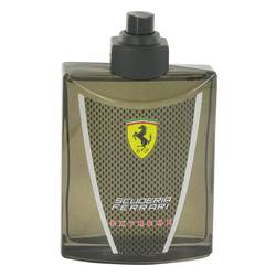 Ferrari Scuderia Extreme by Ferrari Eau DE Toilette spray(Tester) 4.2 oz for Men
