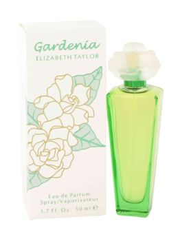 Gardenia Elizabeth Taylor by Elizabeth Taylor Eau De Parfum Spray 1.7 oz for Women