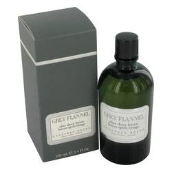 GREY FLANNEL by Geoffrey Beene After Shave 3.4 oz for Men