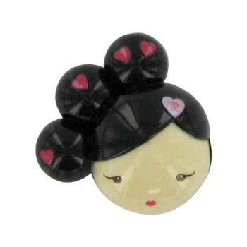 Harajuku Lovers Love by Gwen Stefani Solid Perfume .04 oz for Women