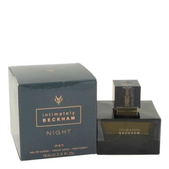 Intimately Beckham Night by David Beckham Eau De Toilette Spray 2.5 oz for Men