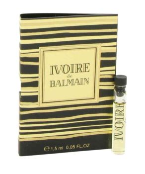 IVOIRE DE BALMAIN by Pierre Balmain Vial (sample) .05 oz for Women