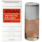 Jovan White Musk by Jovan 3.0 oz. Cologne Spray for Men