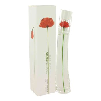 kenzo FLOWER by Kenzo Eau De Toilette Spray Refillable 1.7 oz for Women
