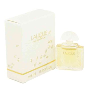 LALIQUE by Lalique Mini EDT .15 oz for Women