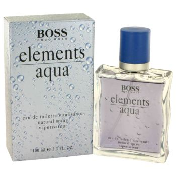 AQUA ELEMENTS by Hugo Boss Eau De Toilette Spray 3.4 oz for Men
