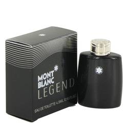 MontBlanc Legend by Mont Blanc Mini EDT .15 oz for Men
