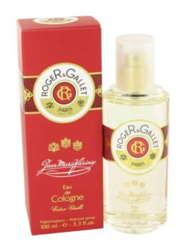 EXTRA VIELLE by Roger & Gallet Cologne Spray 3.4 oz for Men