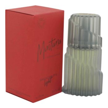 MONTANA by Montana Eau De Toilette Light Splash 2.5 oz for Men