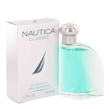 Nautica Classic by Nautica Eau De Toilette Spray 1.7 oz for Men