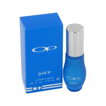 OP Juice by Ocean Pacific Mini Cologne Spray .24 oz for Men