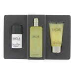OSCAR by Oscar de la Renta Gift Set -- 1.7 oz Eau De Toilette Spray + 1.7 oz After Shave Balm + 1 oz Antipersprant for Men