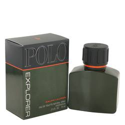 Polo Explorer by Ralph Lauren Eau De Toilette Spray 2.5 oz for Men