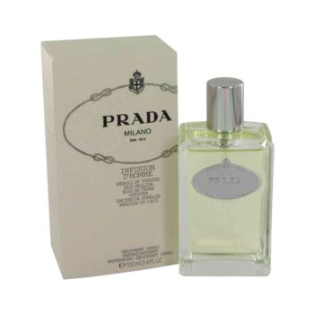 Infusion d'Homme by Prada Deodorant Spray 3.4 oz for Men