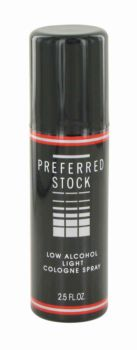 PREFERRED STOCK by Coty Cologne Spray -All over Body Spray (Tin) 2.5 oz for Men