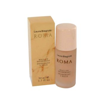 ROMA by Laura Biagiotti Roll-on Deodorant 1.7 oz for Women
