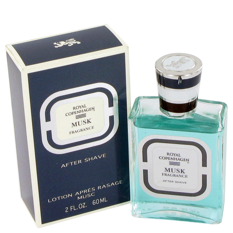 ROYAL COPENHAGEN MUSK by Royal Copenhagen After Shave 2 oz for Men