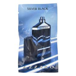Silver Black by Loris Azzaro Vial (sample) .05 oz for Men