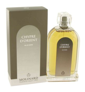 Chypre D'Orient by Molinard Eau De Toilette Spray 3.4 oz for Women