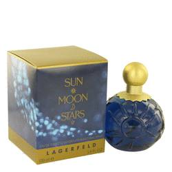SUN MOON STARS by Karl Lagerfeld Eau De Toilette Spray 3.3 oz for Women