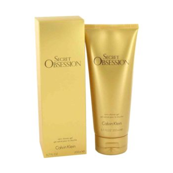 Secret Obsession by Calvin Klein Shower Gel 6.8 oz for Women
