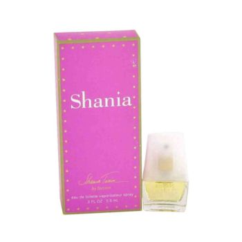 Shania by Stetson Mini EDT Spray .2 oz for Women