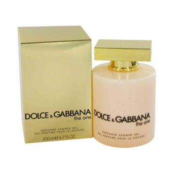 The One by Dolce & Gabbana Shower Gel 6.7 oz for Women