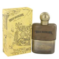True Religion by True Religion Eau De Toilette Spray 1.7 oz for Men