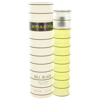 AMAZING by Bill Blass Eau De Toilette Spray 3.4 oz for Women