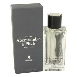 Abercrombie 8 by Abercrombie & Fitch Eau De Parfum Spray 1.7 oz for Women