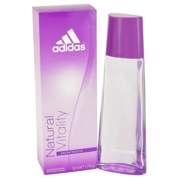 Adidas Natural Vitality by Adidas Eau De Toilette Spray 1.7 oz for Women