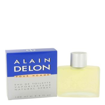 Alain Delon Pour Homme by Alain Delon Eau De Toilette Spray 3.4 oz for Men