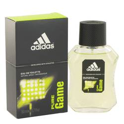 Adidas Pure Game by Adidas Eau De Toilette Spray 1.7 oz for Men