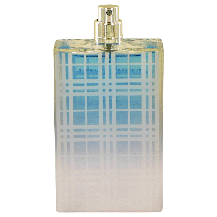 Burberry Brit Summer by Burberrys Eau De Toilette Spray (2012 -Tester) 3.3 oz for Men